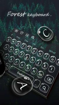 Forest keyboard screenshot 1