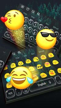 Forest keyboard screenshot 2