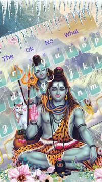 Lord Shiva Keyboard Theme🔱 poster