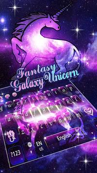 Fantasy unicorn keyboard theme for android apk download fantasy unicorn keyboard theme poster altavistaventures Images