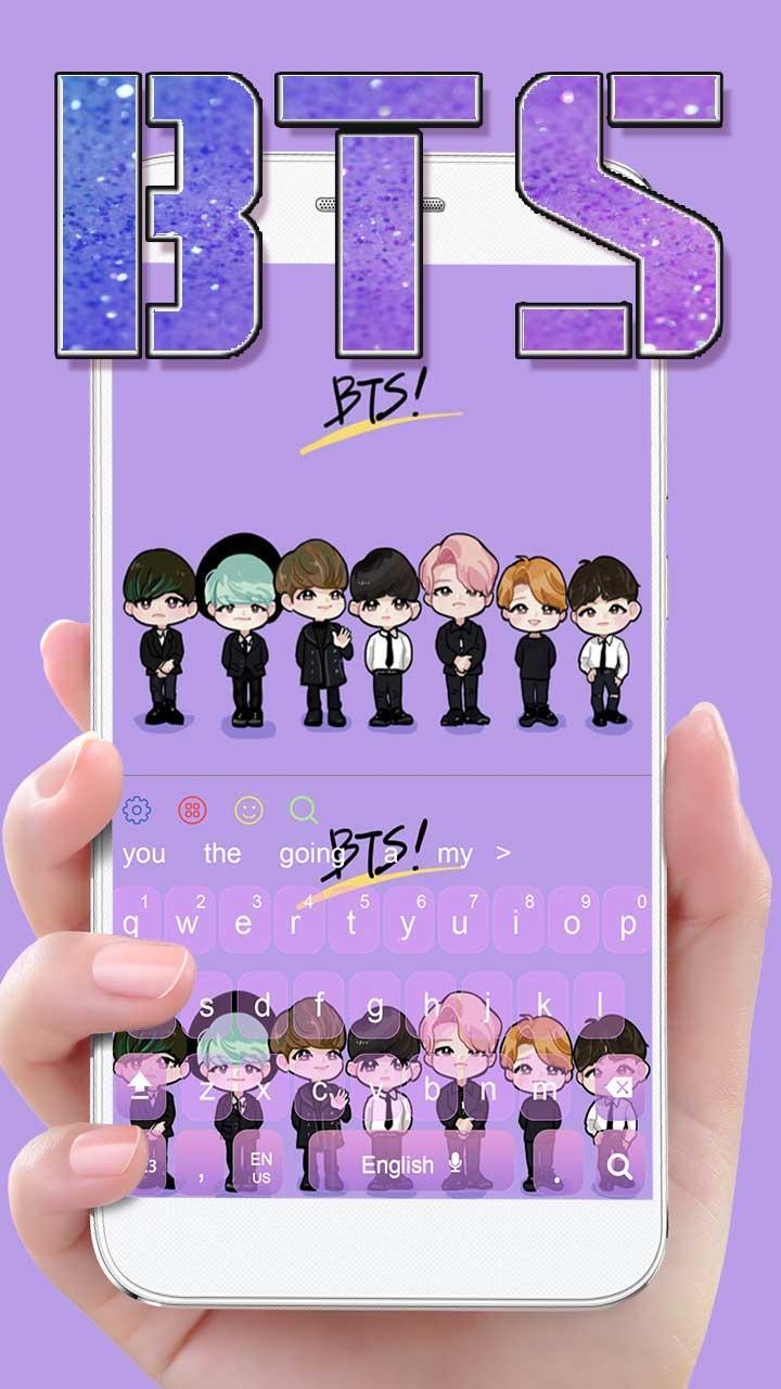 Bts Band Keyboard Theme For Android Apk Download Bts keyboard wallpaper app