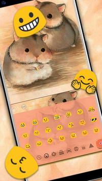 Cute Furry Hamster Keyboard Theme for Android - APK Download
