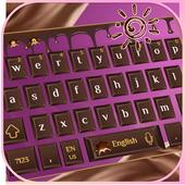 Love chocolate Keyboard icon