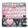 Love Diamond Glitter Keyboard icône