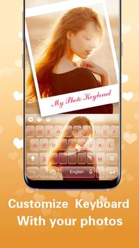 My Photo Keyboard poster