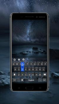 Keyboard for Nokia 6 screenshot 1