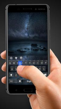 Keyboard for Nokia 6 screenshot 2