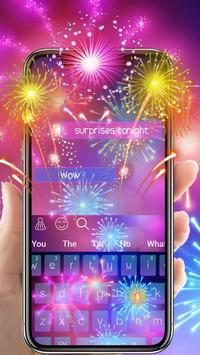 Fireworks Keyboard screenshot 2
