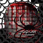 Blood Spider Keyboard icon