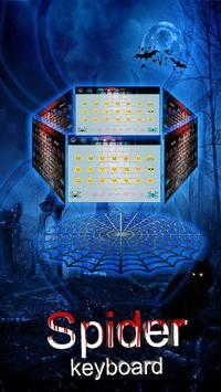 Blood Spider Keyboard screenshot 2