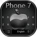 Keyboard for Phone 7 Jet Black