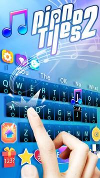 Piano Tiles 2™ Keyboard Theme ポスター