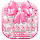Pink Glitter Diamond Bow APK