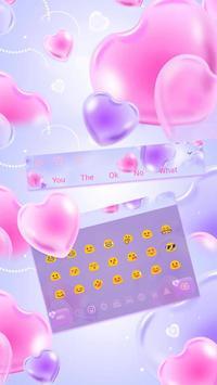 Pink Heart Balloon screenshot 1