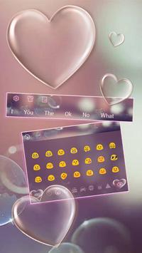 Pink Heart Bubble screenshot 1