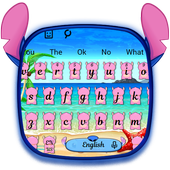 Pink Monster icon