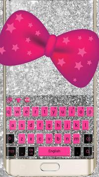 Pink Sexy Keyboard poster