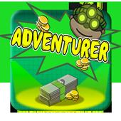 Adventurer Keyboard Theme icon