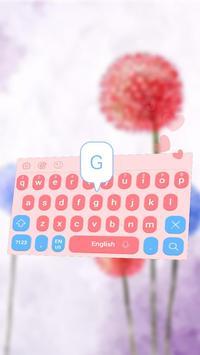 Romantic crash Keyboard apk screenshot