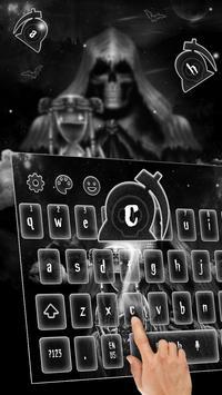 Reaper Hourglass Keyboard Theme screenshot 1