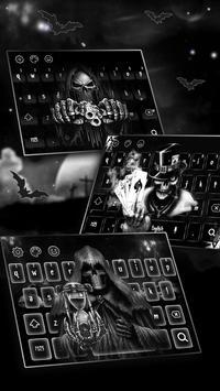 Reaper Hourglass Keyboard Theme screenshot 2