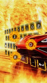 Red Super Car apk screenshot