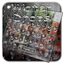 Water Drops Keyboard Theme APK