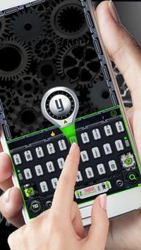 green geek machine keyboard screenshot 1