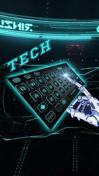 Blue Tech 2018 poster