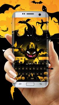 Halloween Bats 2017 poster