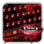 Vampire Lips Keyboard icon
