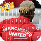 Keyboard For Manchester United 2018 icon