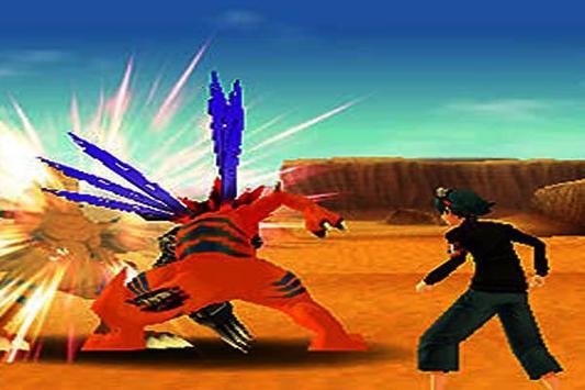 Pro Digimon Advanture Cheat poster