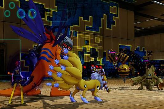 Pro Digimon Advanture Cheat apk screenshot