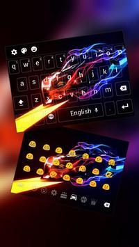Car Keyboard Theme poster