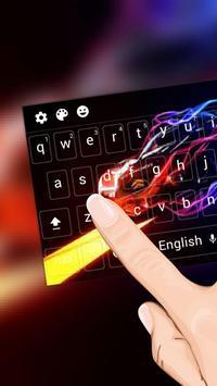 Car Keyboard Theme apk screenshot