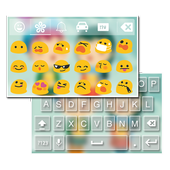 Cartoon Love Emoji Keyboard icon