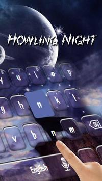 Howling Moonlit Night apk screenshot