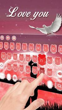 Pink Beloved Lover Theme apk screenshot