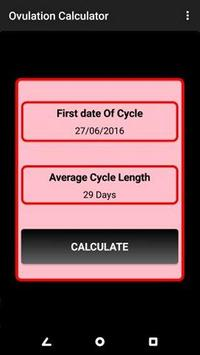 Ovulation Countdown poster