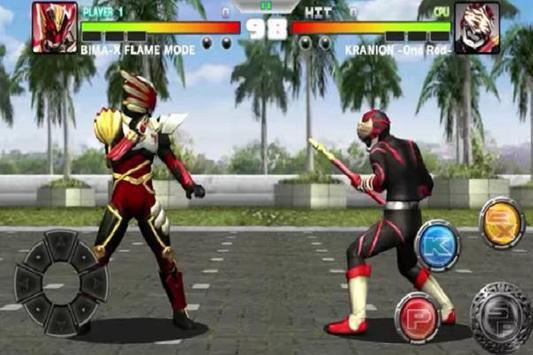 Tips BIMA X Satria Heroes poster