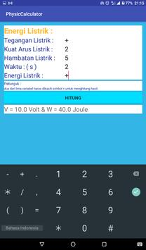 Physics Calculator screenshot 7