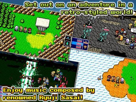 RPG Alvastia Chronicles ảnh chụp màn hình 8