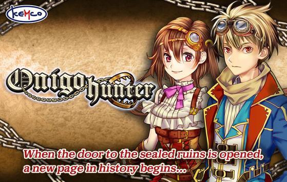 RPG Onigo Hunter poster