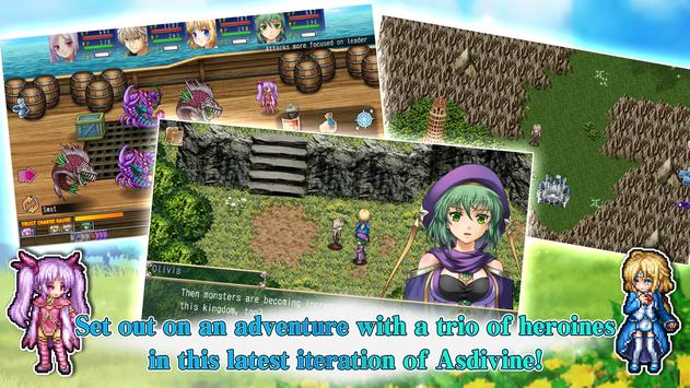 RPG Asdivine Cross screenshot 11