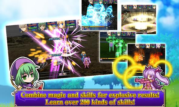 RPG Asdivine Cross screenshot 4