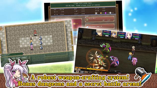 RPG Asdivine Cross screenshot 8