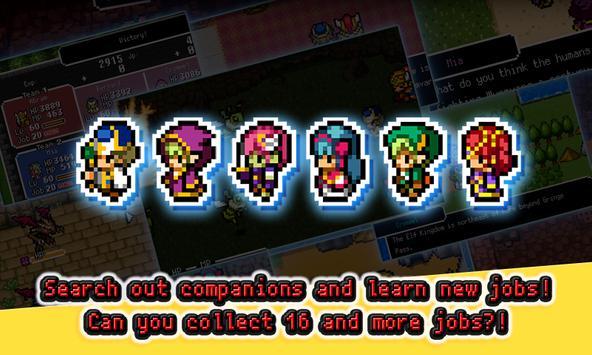 RPG Dragon Sinker apk screenshot