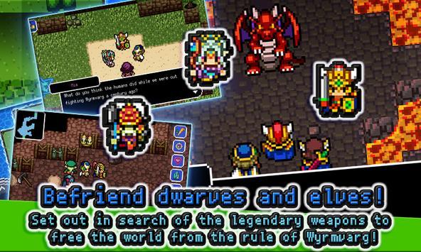 [Premium] RPG Dragon Sinker screenshot 2