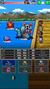 RPG Dragon Lapis screenshot 5
